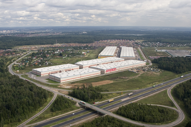 KULON ISTRA LOGISTIC COMPLEX. MOSCOW